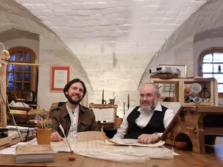 Школа исторической каллиграфии, Москва