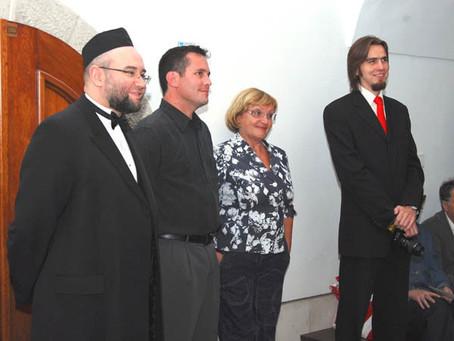 """Posolstvo z Jeruzalema"" Exhibition in The Slovak National Museum of Jewish Culture, Bratislava"