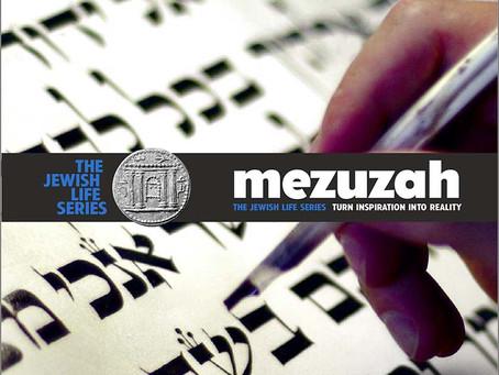 The Jewish life series: Mezuzah