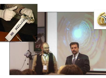 Встреча с Авраамом Борщевским в ИКЦ Санкт-Петербурга