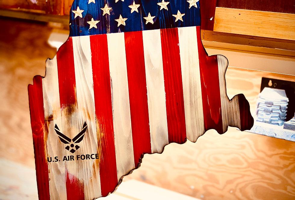 U.S.Military State of Maine