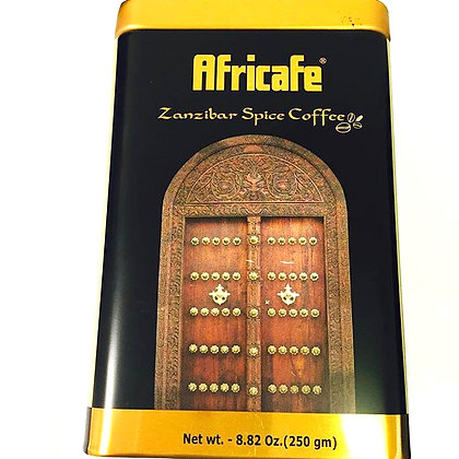 Africafe Zanzibar spice coffee 250 gram