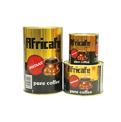Africafe instant ground coffee 250/100/50 Gram