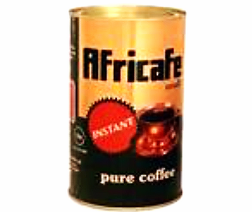 Africafe instant ground coffee 250 gram