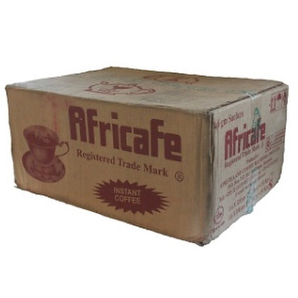 Africafe instant ground coffee 12 x 250 gram