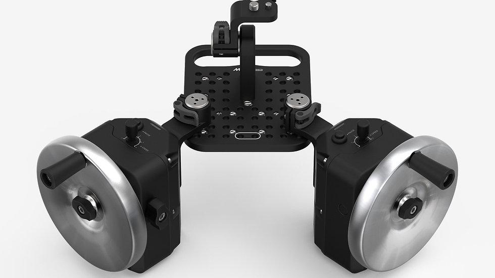 Rent Los Angeles Treefort Movi Wheel attachment modification add on alternate controls
