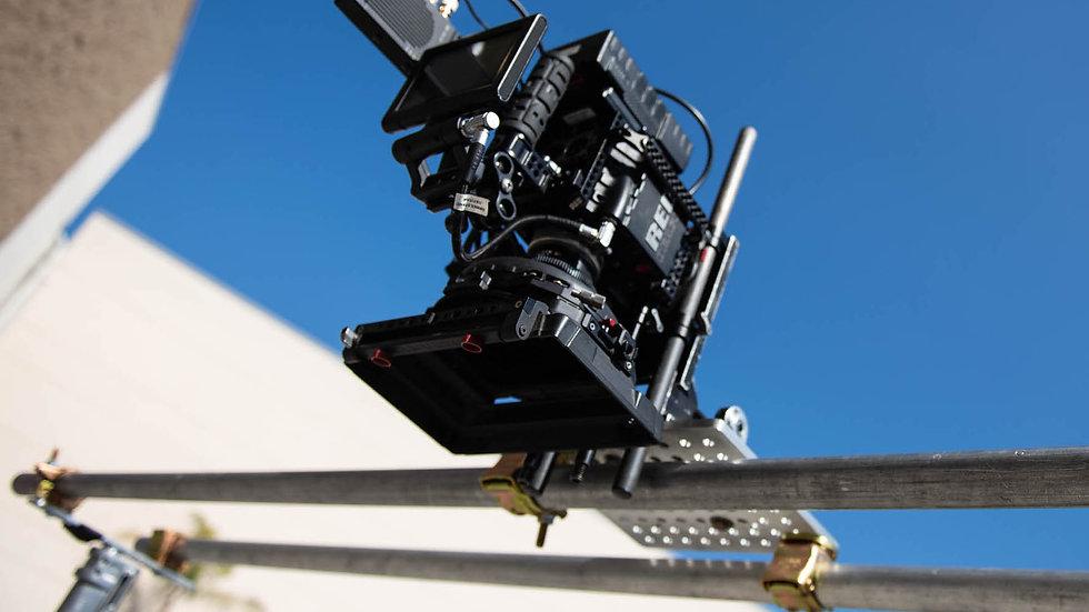 Rent Los Angeles Treefort Camera Overhead Lookdown Rig Adjustable