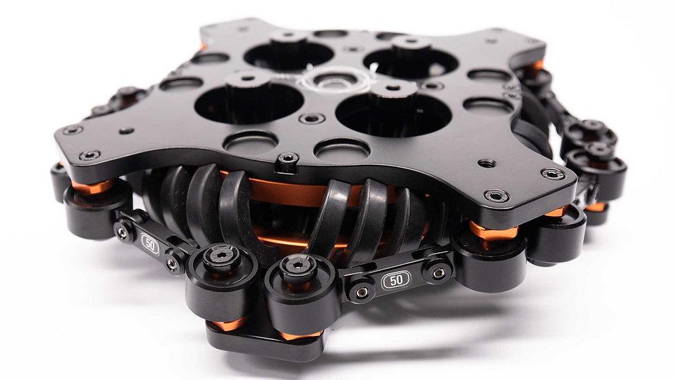 Rent Los Angeles Treefort camera vibration vibration isolate tilt axis roll mount mitchel adapter rubber shock