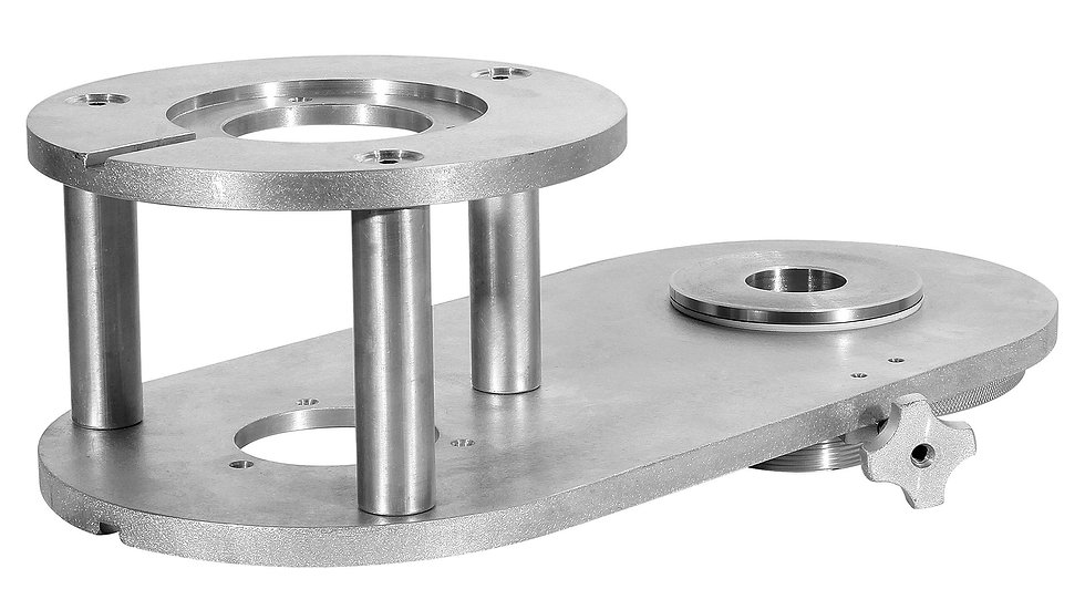 Rental Los Angeles camera level adjustable mount adapter Mitchel modern rotating offset raiser