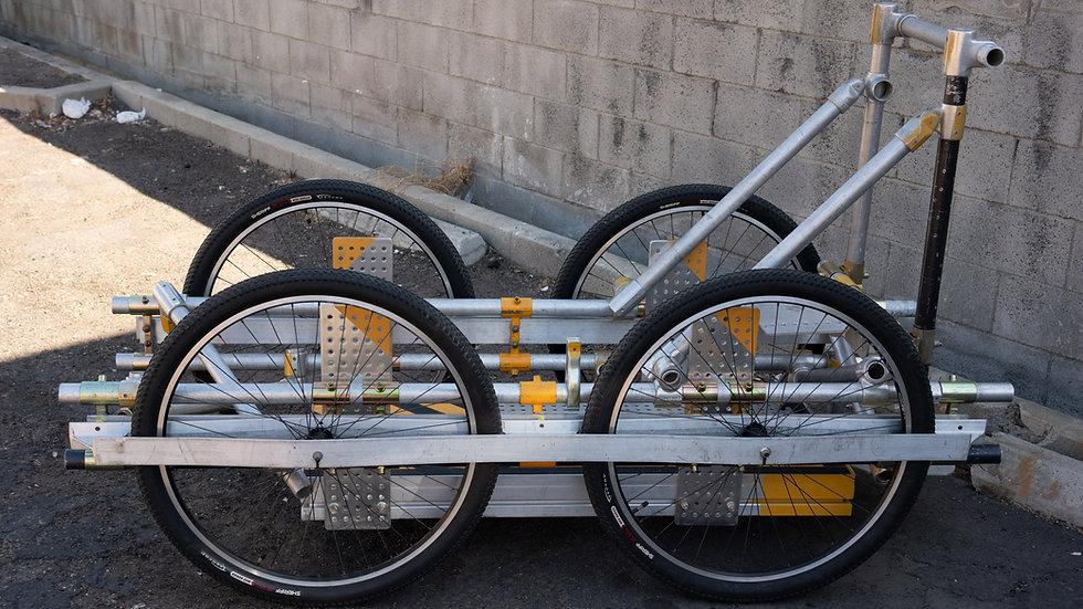 Rickshaw Off-Road Ricksled Dolly