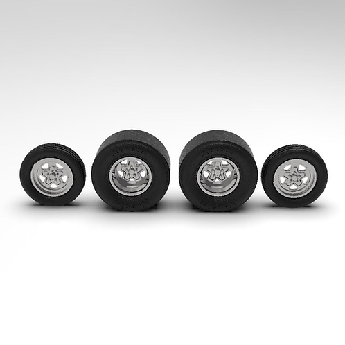 1:64 Weld Pro Star Wheel and tires