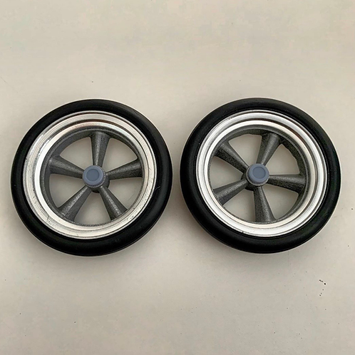 1:8 Five Spoke front wheel set