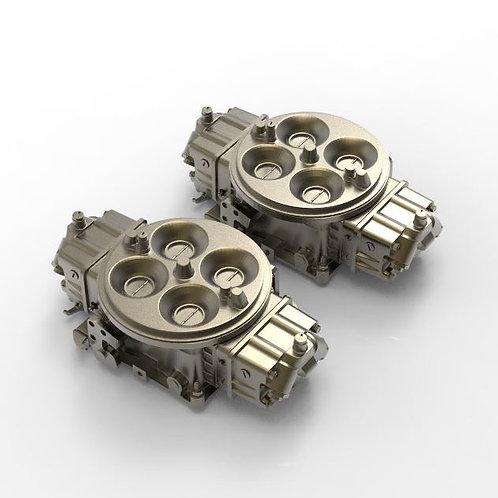 1:12 Four Barrel Carburetors (set of two)