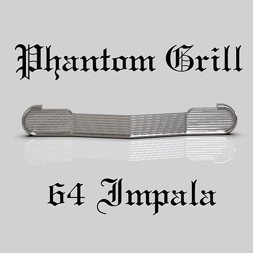 1:25 See Through Phantom Grill for 64' Impala