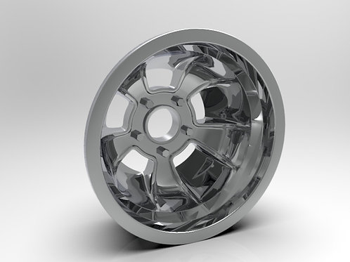 1:8 Rear _ET_ Racing Wheel