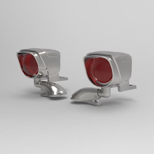 1:25 59-60 Impala Trailmaster spot lights (Raw)