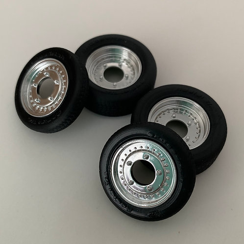 1:16 VW Wide Five Center Line Wheels and Tires