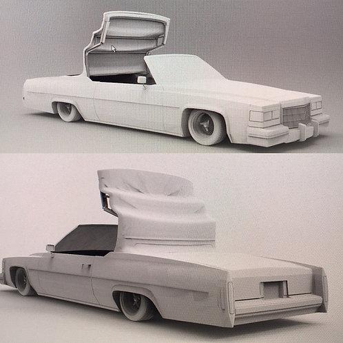 Impala Convertible Half-uptop