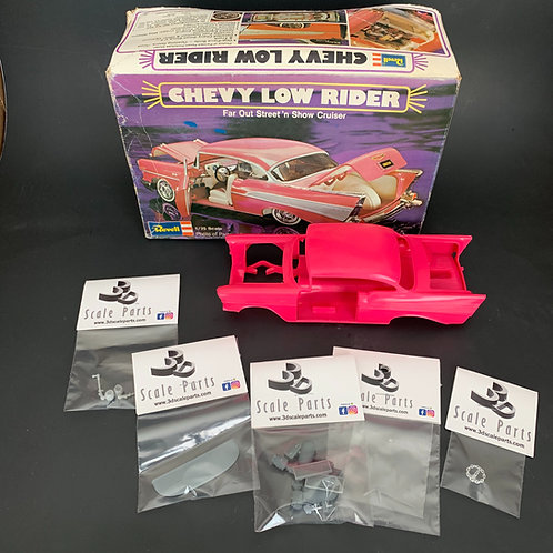 1:25 Parts pack!  57 Chevy Model not included!