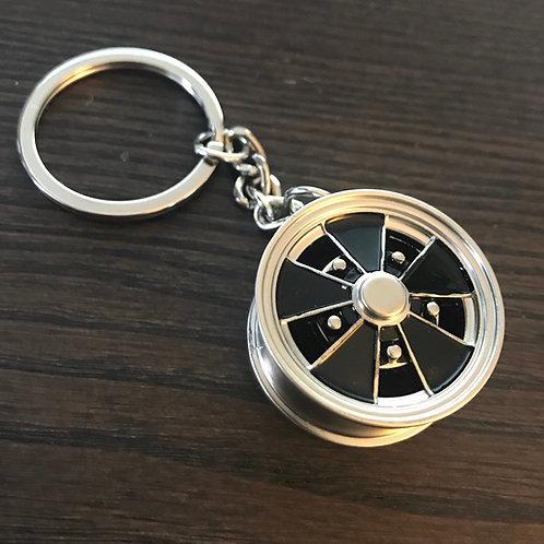 """Keychain """"BRM"""" Style Wheel"""