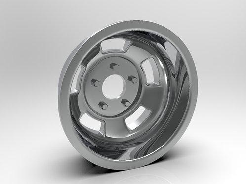 1:8 two Rear American Standard Racing Wheel