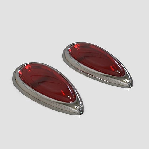 1:8 38-39 Ford taillights