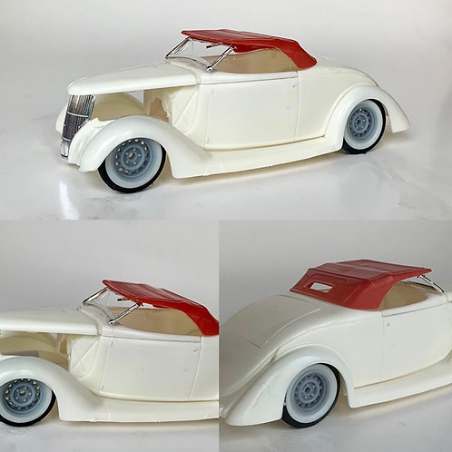 1:25 36 Ford convertible chop top