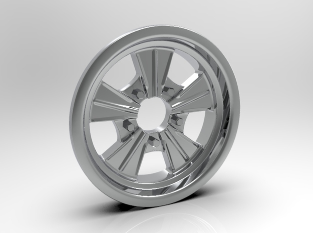 1-8 Front Radir Style Five Spoke Wheel