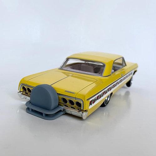 1:25 60-64 Impala Continental Bumper kit