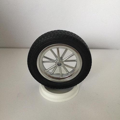 1:8 Set of two Drag spoke wheels