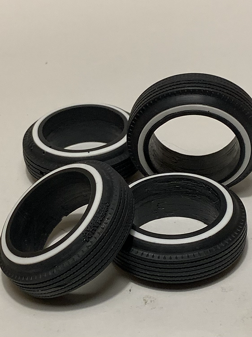 1:10 Set of Four Tires (520's for 13's)