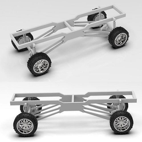 1:64 Dually Lift Kit Frame for Ford, Chevy and Dodge