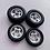 Thumbnail: 1:24 VW Baja wheels and dragster tire set up