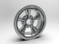 1-8 Front American Five Spoke Wheel