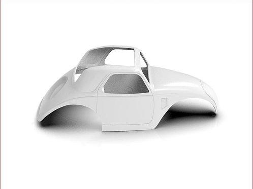 1:16 Fiat Topolino Body