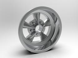 1-8 Rear Crager SS Wheel