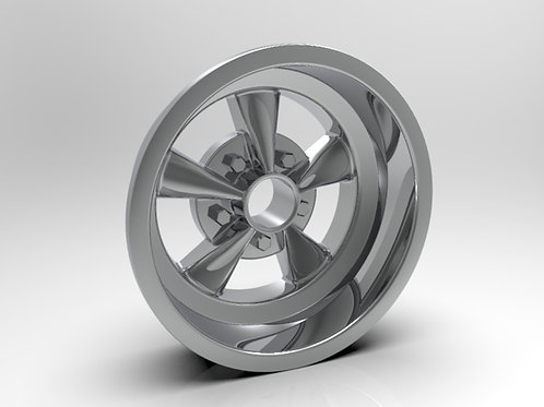 1:8 Rear Crager SS Wheel