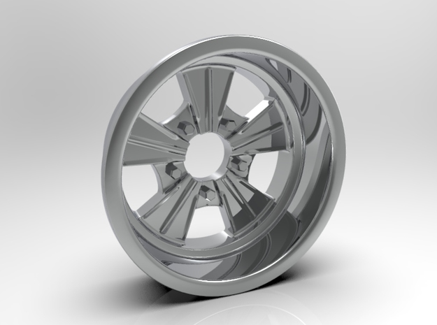 1-8 Rear Radir Style Five Spoke Wheel