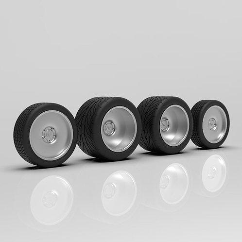 "1:18 20"" Maximus wheel and tires"