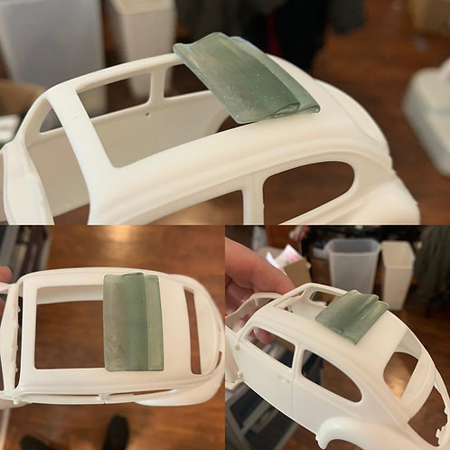 1:25 VW Ragtop