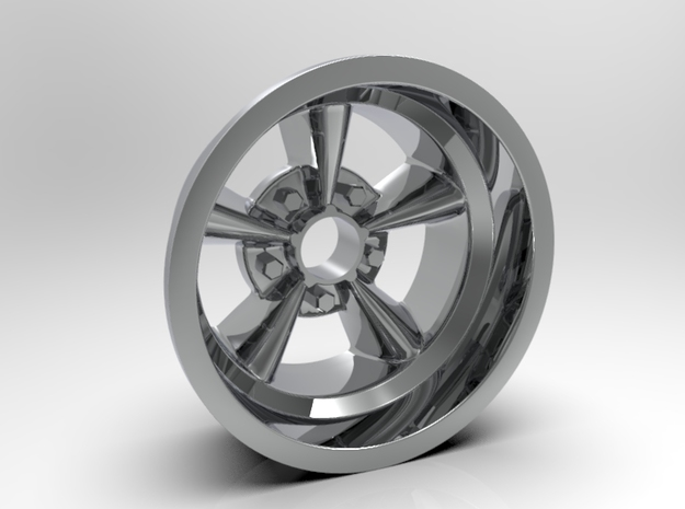 1-8 Rear American Five Spoke Wheel