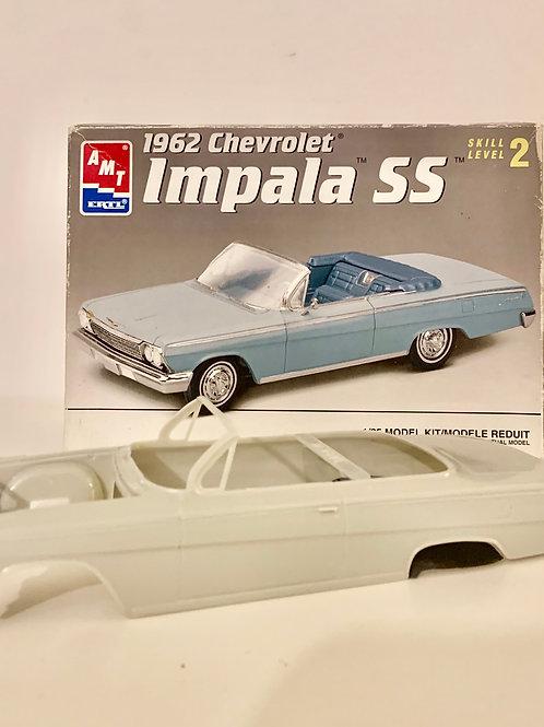 1:25 1962 Impala Skirts