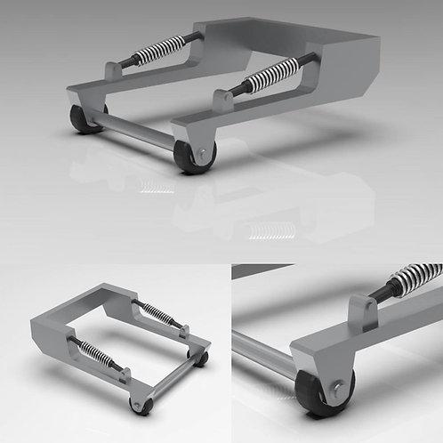 1:64 Wheelie Bars (Set of two)