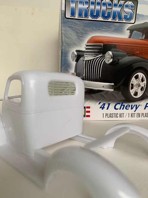 1:25 36-46 Chevy truck blind
