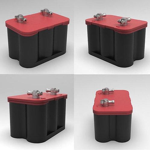 1:16 Set Pesco Batteries
