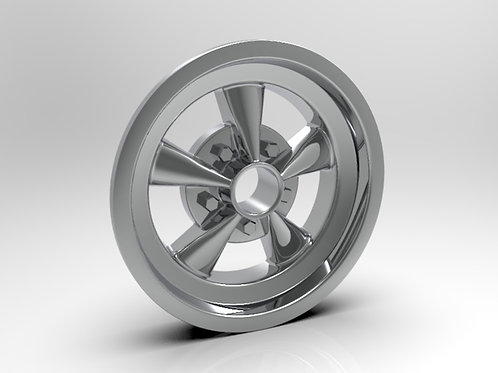 1:8 two Front Crager SS Wheel