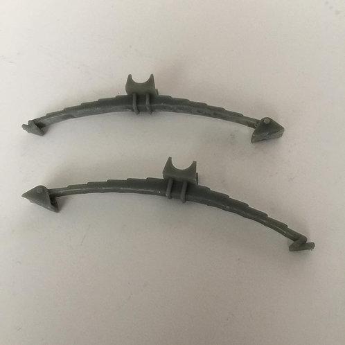 1:18 Gasser leaf springs