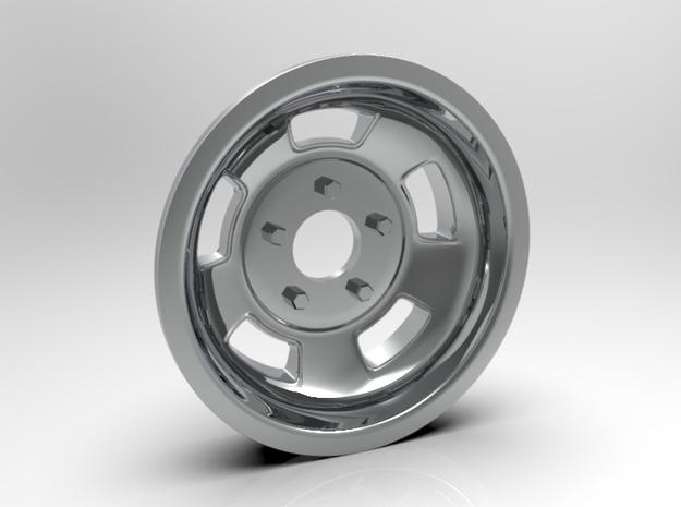 1-8 Front American Standard Racing Wheel