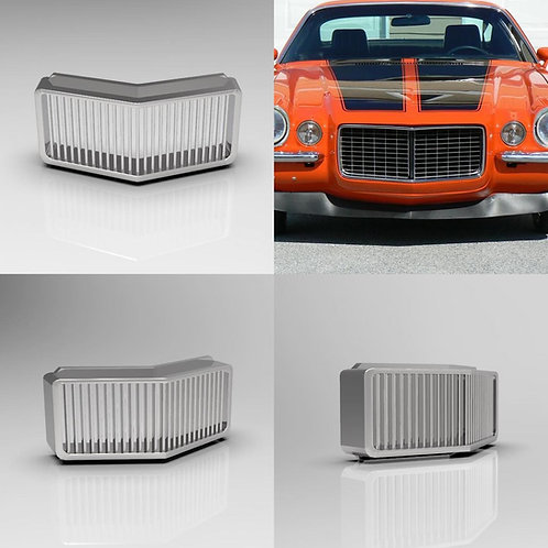 1:25 Custom grill for the 70-73 Camaro
