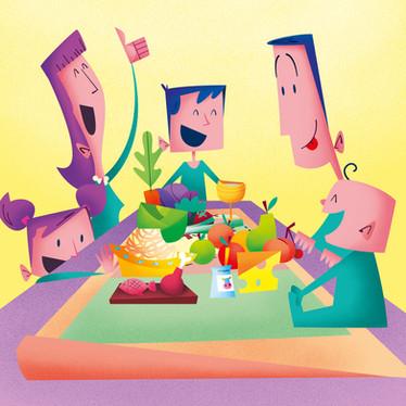 HEALTHY FOOD IN SCHOOLS